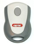 Genie GICTD-1 Intellicode 1 Button Visor & Keychain Garage Door Opener Remote Control Dual Frequency