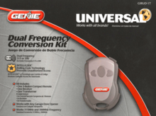 Genie GIRUD-1T Universal Dual Frequency Conversion Kit - Model GIRUD-1T
