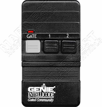 "Genie Intellicode Gated Community ""Dual Code"" Gate or Garage Door Opener Remote Transmitter GCT-3"