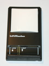 LiftMaster 41C494-2 Soft Glow Multi-Function Wall Control Panel - 2 Wire - Model 41C494-2