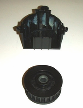 LiftMaster 41C76 Belt Cap Retainer and Cog for 2500B, 2500D, WD952KD, WD952KLD, HD800D