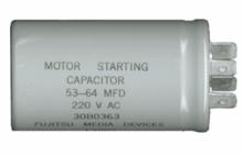Liftmaster Chamberlain Garage Door Opener Capacitor - Part # 30B363