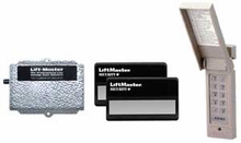 LiftMaster Security+ Gate or Garage Door Opener Remote Control Kit 412HM-2T-1K