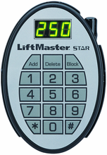 LiftMaster STAR250 Wireless Access Control Receiver
