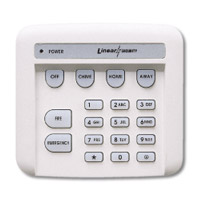 Linear DXS-10 Supervised Remote Keypad - Model DXS-10