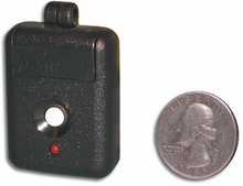 "Linear LB ""Ladybug"" 1-Channel Key Ring Garage Door Transmitter (also know as MINI-T)"