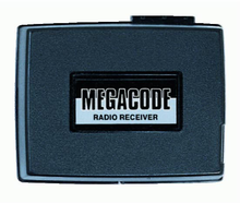 Linear MDR MegaCode Single Channel Garage Door Opener Receiver (318 Mhz)