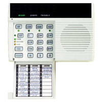 Linear Supervised Wireless/Hardwired Security Panel DUAL-824