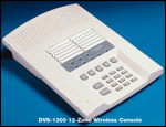 Linear Supervised Wireless Security Console DVS-1200