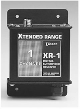 Linear XR-1 Mid Range Single Channel Receiver