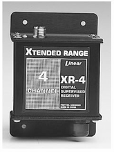 Linear XR-4 Xtendend 4-Channel Mid-range Receiver