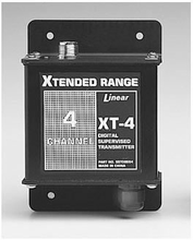 Linear XT-4 4-Channel Stationary Mid-range Transmitter