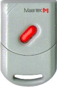 Marantec 1-button keychain/visor size replacement remote control transmitter (40 MHz)