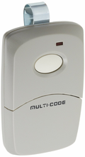 MultiCode 3089 1-Channel Visor Garage Door Remote Transmitter
