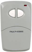 MultiCode 4120 2-Channel Visor Garage Door Remote Transmitter