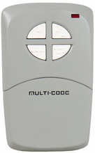 MultiCode 4140 4-Channel Visor Garage Door Remote Transmitter