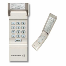 Sears Craftsman LiftMaster Chamberlain Garage Door Opener 315 MHz Wireless Keypad 376LM