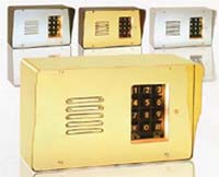 Sentex Telephone Entry System CROWN JEWEL
