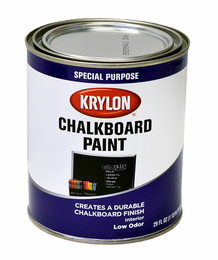 Krylon Chalkboard Paint - Brush-On