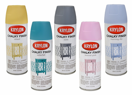 type chalkboard cleaners paints krylon chalky finish spray paint. Black Bedroom Furniture Sets. Home Design Ideas