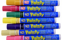 Permanent Paint Markers