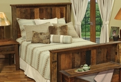 Barnwood Bedroom Collection
