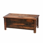 Barnwood Blanket Chest