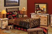 Hickory Bedroom Collection
