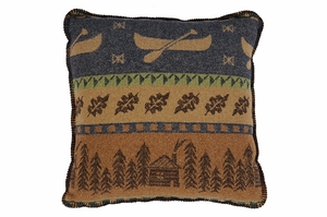 Rustic Pillow Collection
