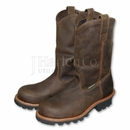 "Carolina 12"" Waterproof Composite Toe Ranch Wellington Logger Boot"