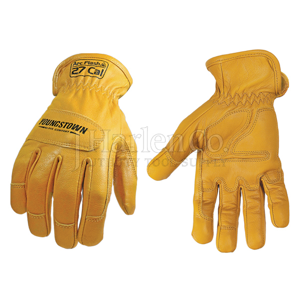 Youngstown FR 27Cal Leather Work Glove