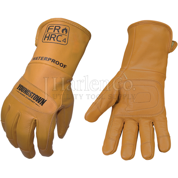 Youngstown FR Leather Winter Waterproof Kevlar Glove HRC4 CLOSEOUT