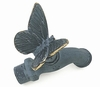 Butterfly Faucet (Solid Brass) - Verdigris Finish