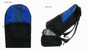 Deluxe Insulated Backpack Cooler - Discontinued - Click to enlarge