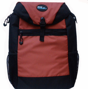 Insulated Tutto Backpack Cooler - Click to enlarge