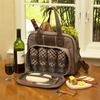 Wine Tote Bag for Four