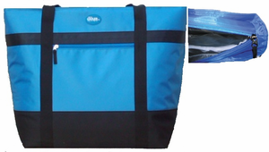 The River - Large Insulated Shopping Tote Bag - Best Seller - Click to enlarge