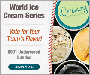 Baseball Ice Cream Series
