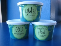 Corporate Event Individual Ice Cream Party Cups