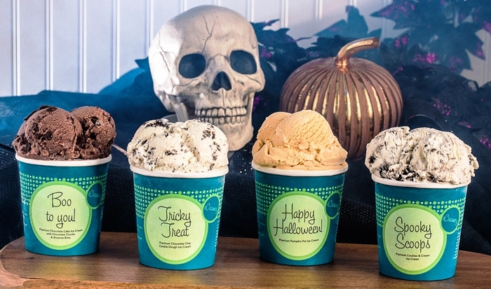 Halloween Ice Cream Gift