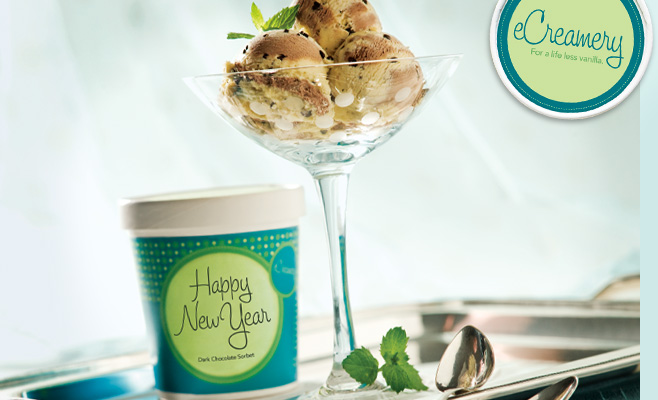 Happy New Year <br>Sorbet Collection (Dairy Free)
