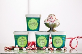 Holiday Ice Cream Gift - 4 Pack