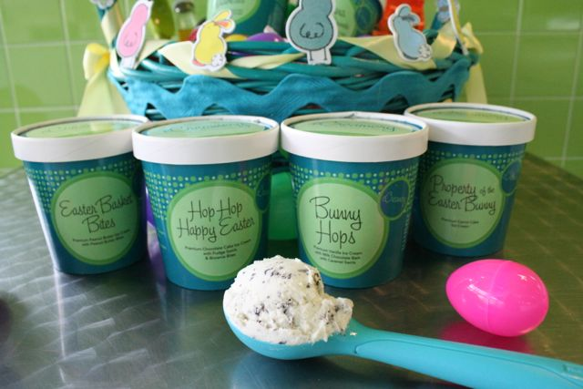 Premium Easter Ice Cream Collection