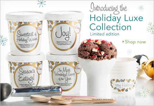 Introducing the Holiday Lux Collection
