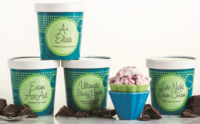 Study Aid Sorbet (Dairy Free) Collection