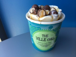 THE VILLE CHILL - OUT!