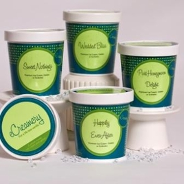 Wedding Ice Cream Collection
