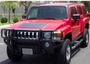BLACK Brush Guard for the Hummer H3 2006 & UP
