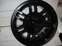 H3T,H3 Hummer Black OE Wheel