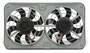Hummer H1 Engine Cooling Dual Fans by Flexalite
